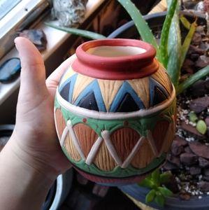 Hand made Ceramic dish